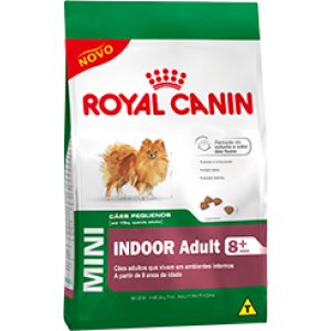 Royal Mini Indoor Adult 8+ - 1kg/2,5kg/7,5kg