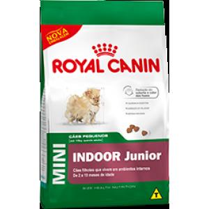 Royal Mini Indoor Junior  - 1kg/2,5kg/7,5kg