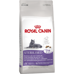 Royal Sterilised 7+ - 400g/1,5kg/7.5kg