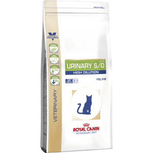 Royal Feline Urinary S/O High Dilution - 500g/1,5kg/ 7,5kg