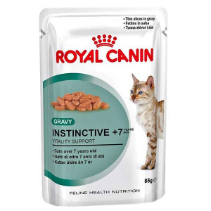 Royal Canin - Feline Health Nutrition Instinctive +7 - 85g