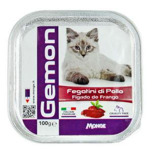 Gemon Patê de Fígado de Frango - 100 g