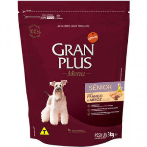 Gran Plus Adulto Senior - 3KG