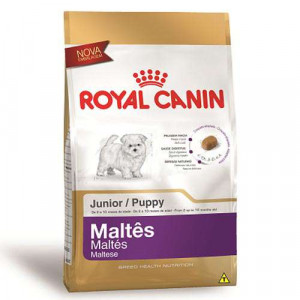Royal Maltês Junior - 1kg