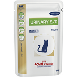 Sachê Royal Urinary S/O - 100g