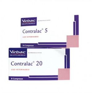 Contralac 5mg ou 20mg - 16 comprimidos