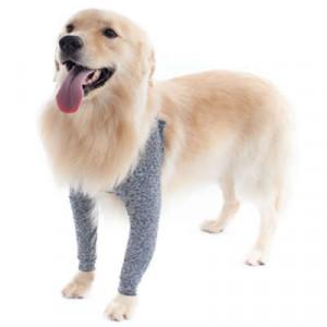 Protetor de Membros Anteriores Pet Med Duo Dry Color para Cães