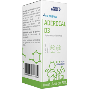 Aderocal D3 - 20 ml