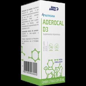 Aderocal D3 - 20 ml