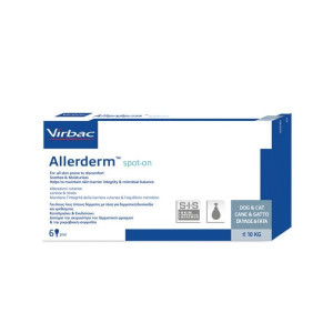 Allerderm Spot-On - 2ml - 6 pipetas