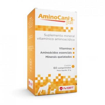 Amino Canis - 60 comprimidos