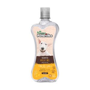 Shampoo Petbrilho Aveia e Mel Cães e Gatos - 500ml