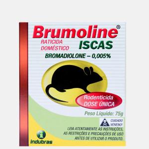Raticida Doméstico Brumoline