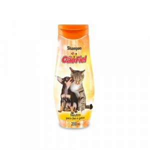 Shampoo Cão Fiel Neutro - 200ml