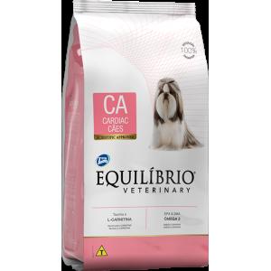 Ração Equilíbrio Veterinary Cães Cardiac  -2Kg