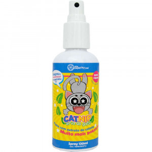 Catnip Catmypet Spray Erva do Gato - 120ml
