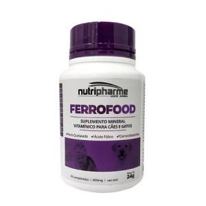 Ferrofood - 30 comprimidos