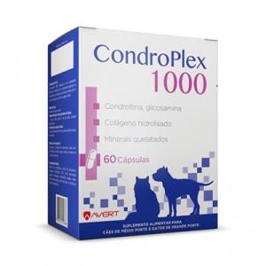 Condroplex 1000 mg - C/60 Cápsulas