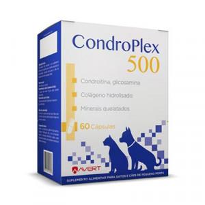 Condroplex 500 mg - Cápsulas