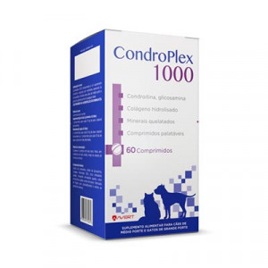 Condroplex 1000 mg - C/60 Comprimidos