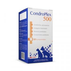 Condroplex 500 mg - Comprimido
