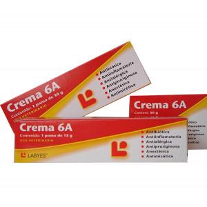 Crema 6A - 15/30g