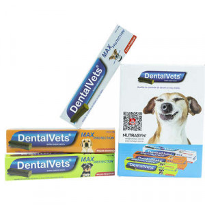 DentalVets Max Protection para Cães  Nutrasyn