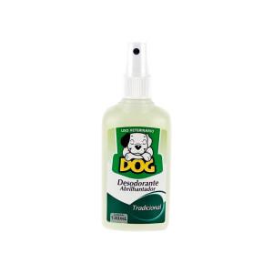 Colonia Desodorante Abrilhantador Dog Tradicional - 130mL