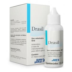 Drasil gotas - 20ml