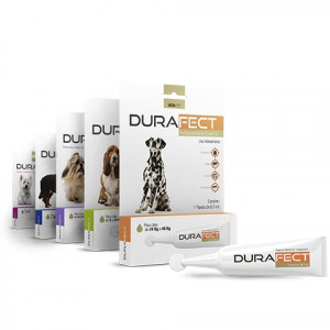 Durafect - antipulgas e carrapatos