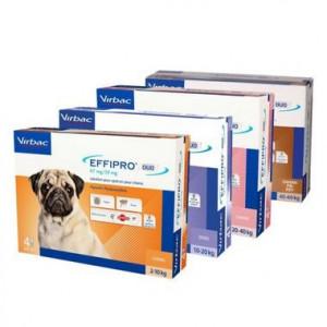 Effipro - gatos 0,5ml e cães 0,67ml/1,34ml/2,68ml/4,02ml/