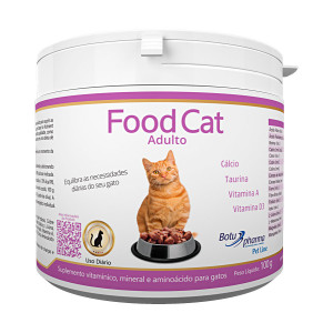 Food Cat Fit Adulto - 100g