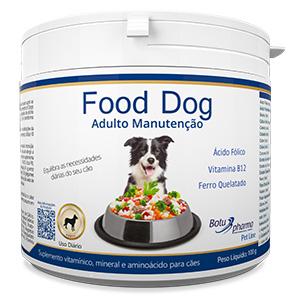 Food Dog - Manutenção 100g / 500g