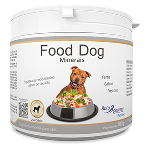 Food Dog - Minerais 100g