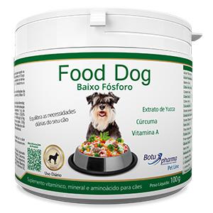 Food Dog - Baixo Fósforo 100g/ 500g