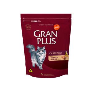 Gran Plus Gato Adulto Frango e Arroz - 1kg