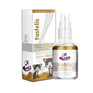 Homeopet Fusfelis - 30ml