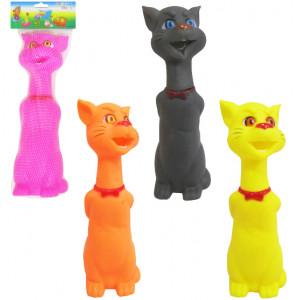Brinquedo Gato Colors com Som para Cães