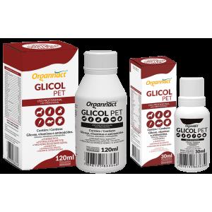 Suplemento Glicolpet - 30mL/120mL