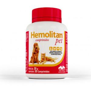 Hemolitan Pet - 30 comprimidos