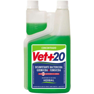 Desinfetante Vet+20 Herbal - 1L