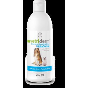 Vetriderm Hidrasense Shampoo - 250 ml