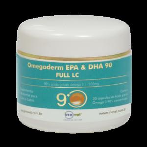 Omegaderm Inovet EPA DHA 90% - 500mg - 30 cp