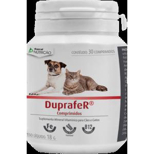 Duprafer cães e gatos - 30 comprimidos