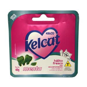 Snacks Kelcat Termo Menta - 40g