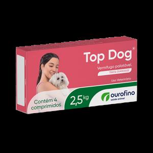 Top Dog  - comprimidos