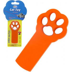Brinquedo Interativo para Gatos Patinha com Laser