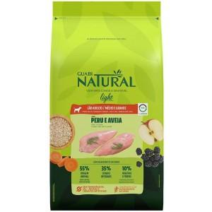 Gran Plus Cães Adultos Light Frango e Arroz - 15kg