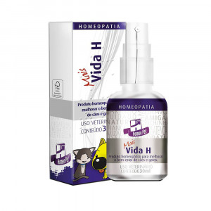 Homeopet Mais Vida H - 30ml