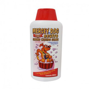 Shampoo Neutro Mersey - 500ml